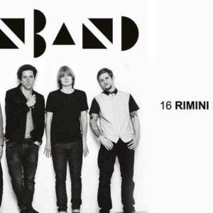 The Rain Band in live al Bradipop Rimini