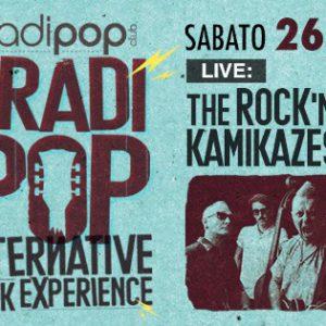 The Rock 'n Roll Kamikazes ospiti al Bradipop Rimini