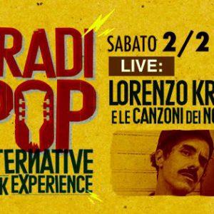 Lorenzo Kruger anima il nuovo sabato del Bradipop Rimini