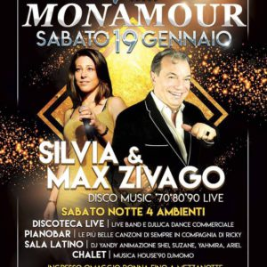 Zivago Band in live al Mon Amour Rimini