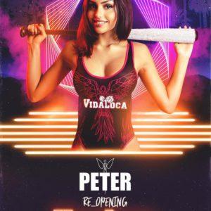 Vida Loca anima il sabato Peter Pan