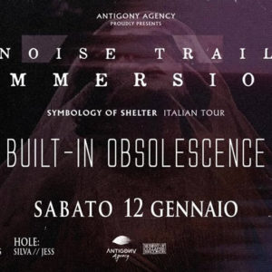 Sei pronto per un tour inter dimensionale nella musica? I Noise Trail Immersion ti aspettano al Wave Misano