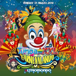 All'Altromondo arriva il Carnevale by TUNGA XXL