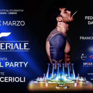 Carnival Party alla Baia Imperiale