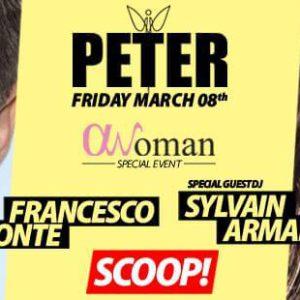 Peter Pan Riccione ti aspetta per la feste della donna!