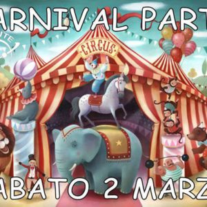 Festa di Carnevale al Satellite Rimini