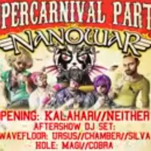 SuperCarnival Party al Wave Club di Misano