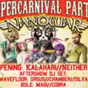 SuperCarnival Party al Wave Club di Misano