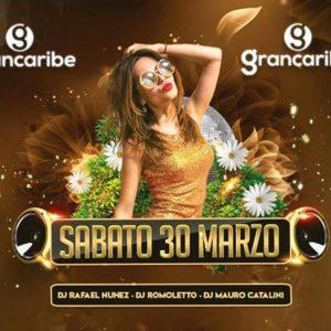Super sabato latino all'Altromondo Studios con il Grancaribe