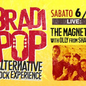 The Magnetics in live al Bradipop Rimini