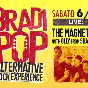The Magnetics in live al Bradipop Rimini