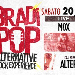 Nuovo sabato live al Bradipop con Alteria