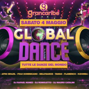 Altromondo Grancaribe presenta Global Dance