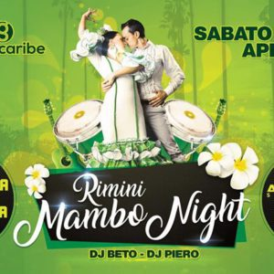 All'Altromondo arriva Mambo Night!