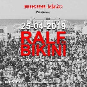 Ralf in Bikini! Torna il super evento di apertura estiva del Bikini Cattolica