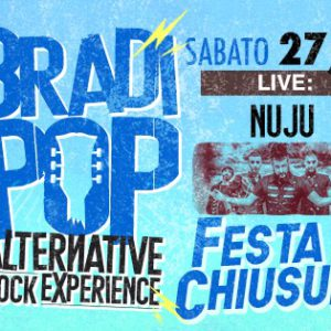 Festa di chiusura Bradipop Rimini.