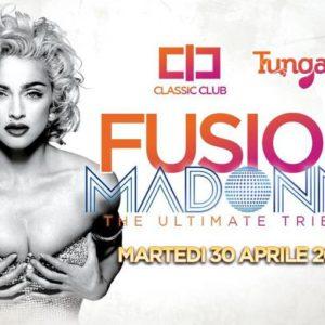 Tunga e Classic Club di nuovo insieme con FUSION