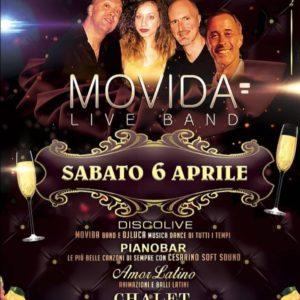 I Modida Band animano il nuovo sabato Mon Amour Rimini