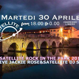 Satellite Rimini si scatena al Parco Marecchia. Arriva In The Park Live!