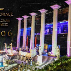 Inaugurazione Baia Imperiale 2019. L'estate ha finalmente inizio!