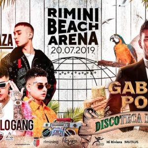 Altromondo Studios inaugura il primo Rimini Beach Arena con Capo Plaza, Dark Polo Gang e Gabry Ponte