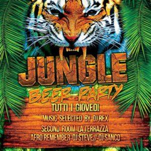 Torna il grande appuntamento con la musica e la birra del Malindi Cattolica. Sei pronto per il Jungle Beer Party?