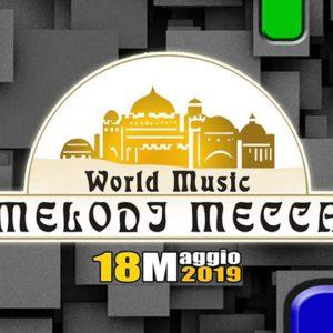 Melody Mecca il grande ritorno dell'Afro ha inizio!