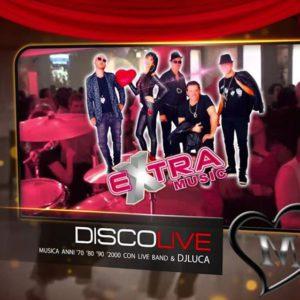 Nuovo sabato live al Monamour Rimini con Extra Music