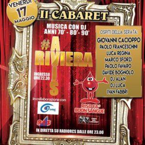 Al Monamour Rimini arriva il Cabaret. Sei pronto per ridere?