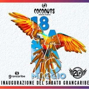 Al Coconuts Rimini arriva il sabato latino. In consolle il grancaribe.