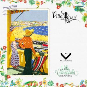 Il weekend inizia alla Villa delle Rose in compagnia di Nicola Zucchi.
