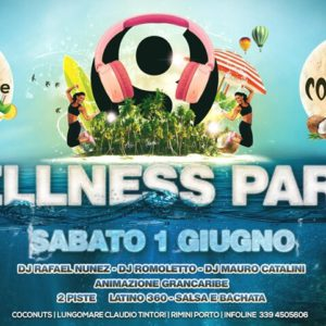 Coconuts Rimini ti aspetta per il wellness party