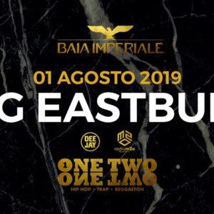 OG Eastbull infiamma il giovedì urban della Baia Imperiale.