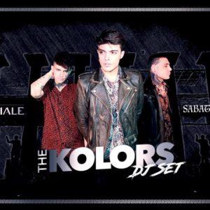 I The Kolors sono i protagonisti del Nuovo Sabato alla Baia Imperiale.