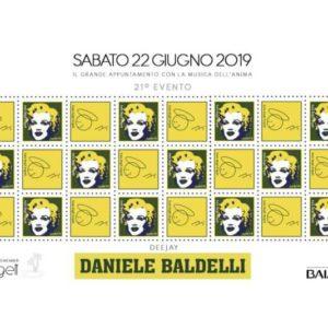 Baia Imperiale e Daniele Baldelli ti aspettano per Baia degli Angeli Remember