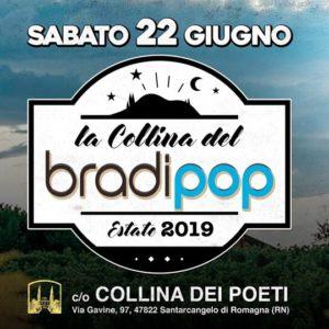 Sabato Rock in Riviera. Torna il Bradipop Rimini.