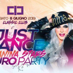 Classic Club presenta Just Dance.
