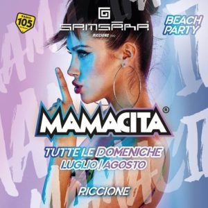 Tutte le domeniche si balla al Samara Riccione con il Mamacita
