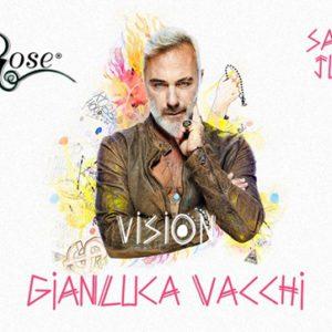 Lo Stravagante Gianluca Vacchi ti aspetta alla Notte Rosa 2019 della Villa delle Rose