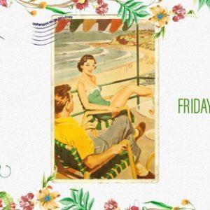 Non mancare al nuovo venerdì della Villa delle Rose