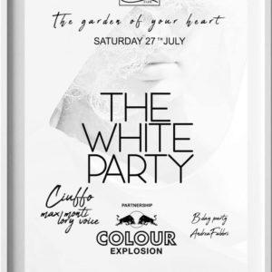 Sei Pronto per il White Party del Byblos Riccione?