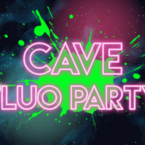 Serata colorata al Carnaby con il Cave Fluo Party