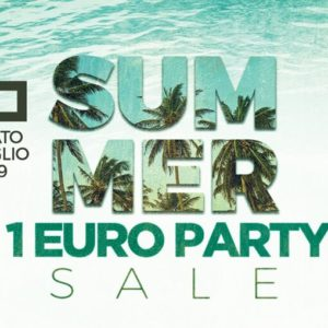 Summer 1euro Party torna al Classic Club.