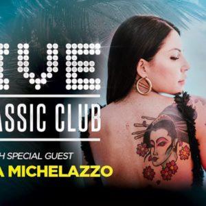 Nuovo sabato di tendenza al Classic Club con Eliana Michelazzo