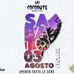Estate caliente al Coconuts Rimini con il Grancaribe