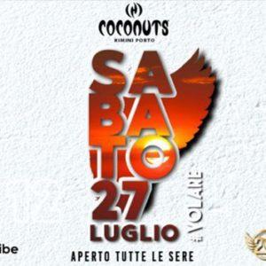 Il Grancaribe anima il nuovo sabato del Coconus Rimini