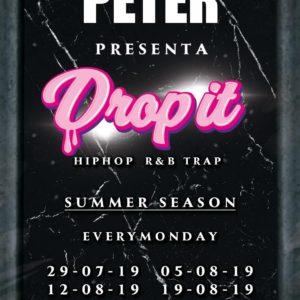 Drop In il nuovo party del lunedì al Peter Pan Riccione