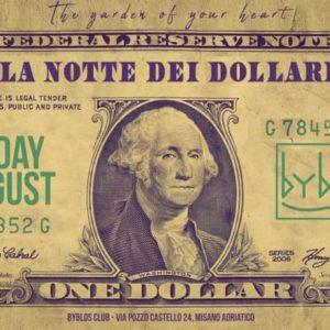 Byblos Riccione presenta: La Notte dei Dollari