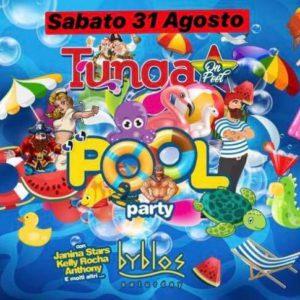 Il TUNGA XXL anima il nuovo sabato del Byblos Riccione