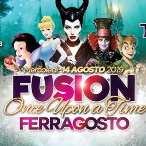 A Ferragosto torna al Classic Club l'evento FUSION